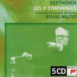 Beethoven: Symphonies 1-9 —Walter / CSO; CD cover