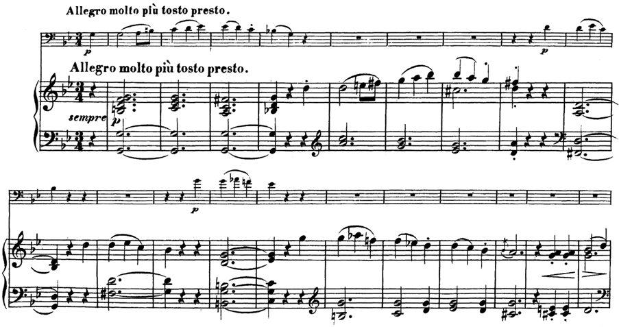 Beethoven: Cello Sonata in G minor, op.5/2 | Rolf's Music Blog