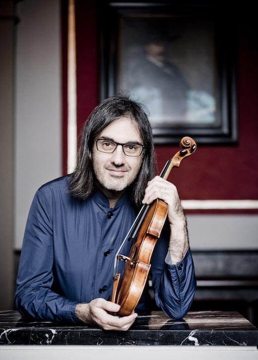 Leonidas Kavakos (© Marco Borggreve)