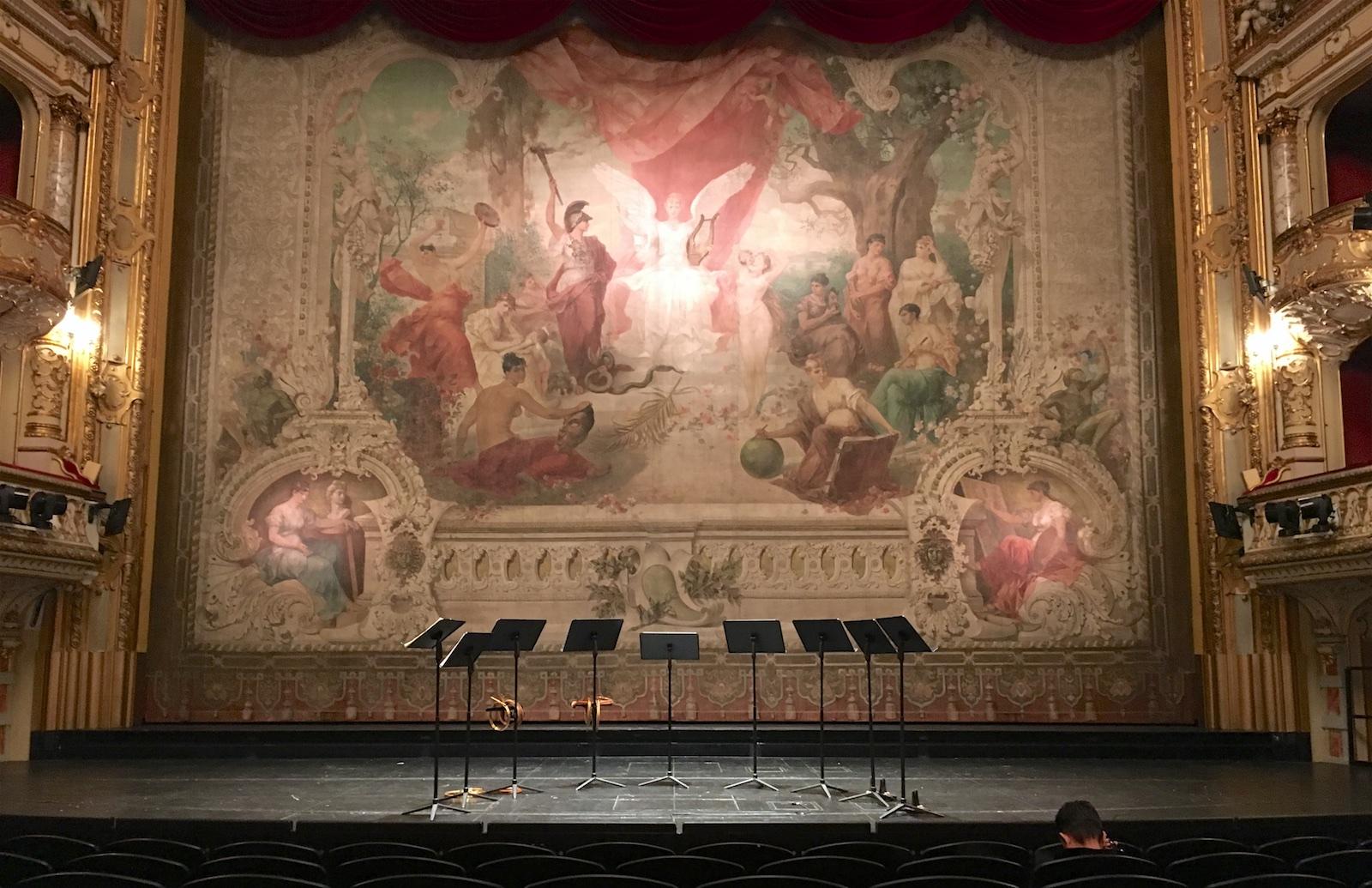 Zurich Opera, 2017-10-02, concert La Scintilla dei Fiati (© Rolf Kyburz)