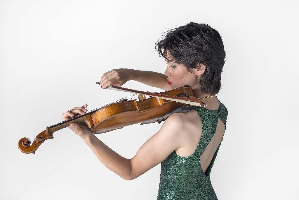 Isabel Villanueva (@Juan García Rosell, 2017)