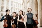 Pacific Quartet Vienna (© Julia Wesely)