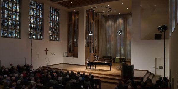 Danae Dörken, Debut Recital @ Lucerne Piano Festival, 2019-11-21 (© Peter Fischli / Lucerne Festival)
