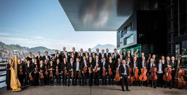 Luzerner Sinfonieorchester (© Vera Hartmann)